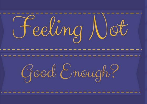 feel good enough