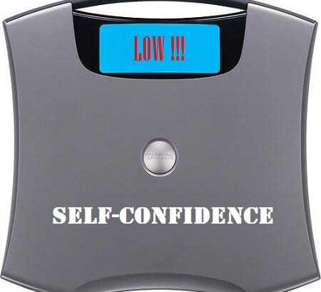 lack self-confidence