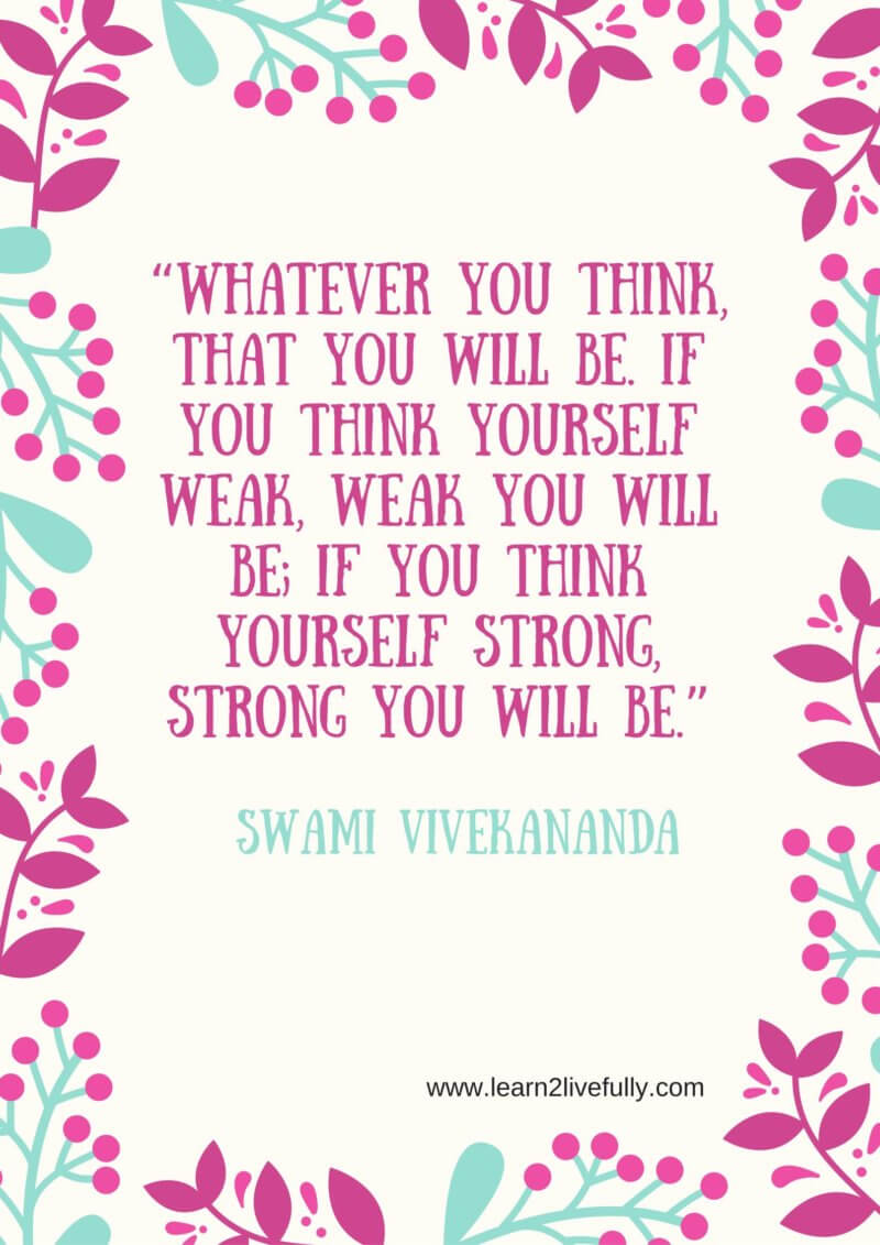 inspirational quotes by swami vivekanadha