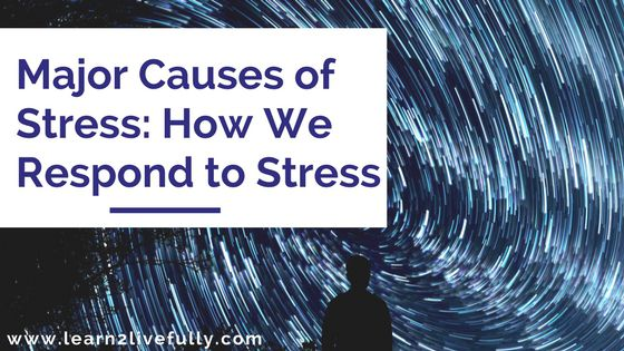 major causes of stress