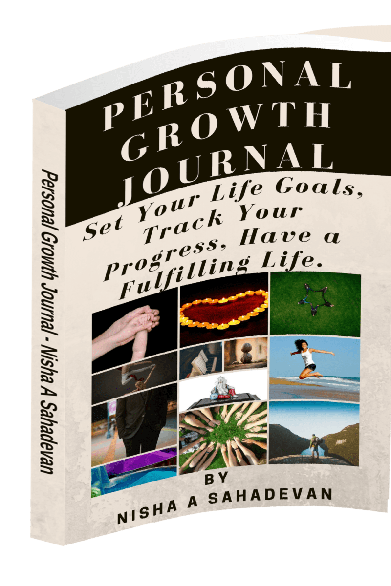 personal growth journal