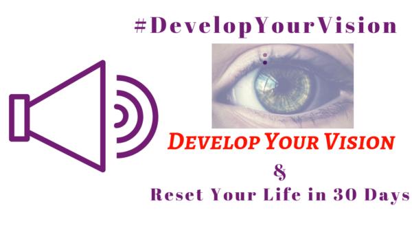 Develop Your Vision Audio Course